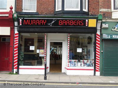 Murray Barbers Hartlepool