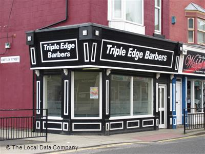 Triple Edge Barbers Hartlepool