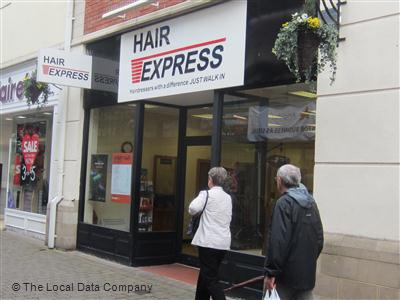 Hair Express Carmarthen