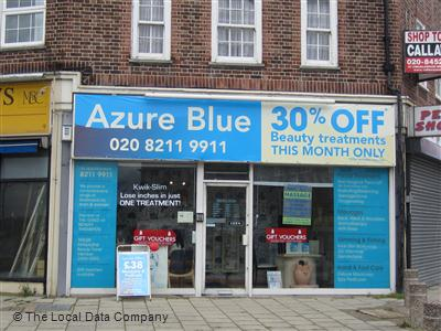 Azure Blue London