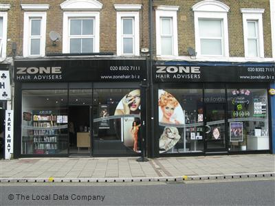 Zone Hair Advisers Sidcup