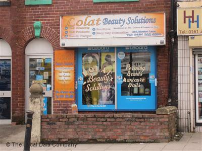 Lolat Beauty Solutions Manchester