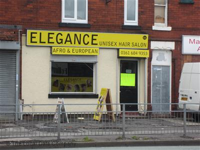 Elegance Hair Salon Manchester