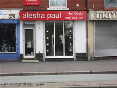 Alesha Paul Hair Design Manchester