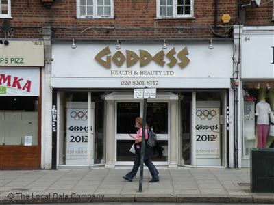 Goddess Health & Beauty London