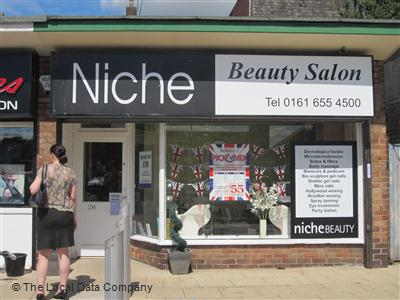 niche beauty salon manchester beauty salons in middleton manchester. Black Bedroom Furniture Sets. Home Design Ideas