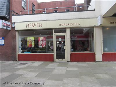 Heaven Hairdressing Manchester