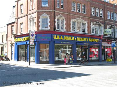 U.S.A. Nails & Beauty London