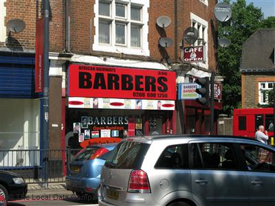 African Hairways Barbers London
