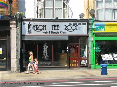 From The Root London