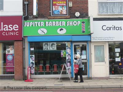 Jupiter Barber Shop Bolton