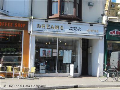 Dreams Hair & Beauty Brighton