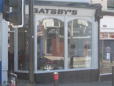 "Gatsby""s Hair Salon Swindon"