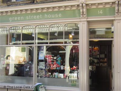 Green Street House Bath