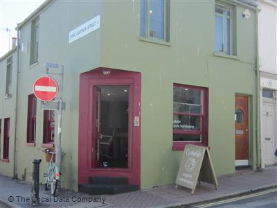 Cuttlefish Organic Hairdressing Brighton