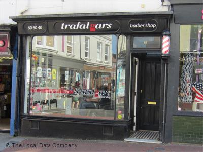 Trafalgars Barber Shop Brighton