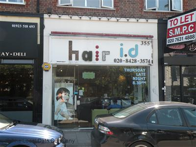 Hair Id Pinner