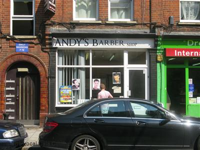 "Andy""s Barber Shop London"