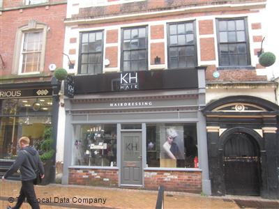 Keith Hall Hairdressing Derby