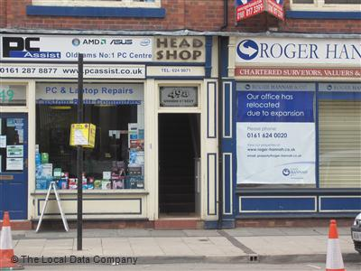 Head Shop Oldham