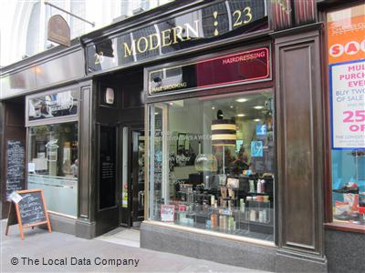 Modern Hairdressing For Men Leeds