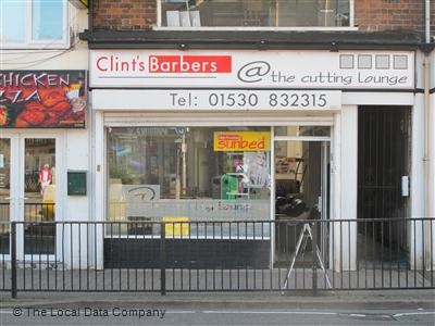 "Clint""s Barbers Coalville"