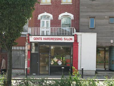 Gents Hairdressing Salon London