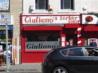 "Giuliano""s Barber Shop Gateshead"