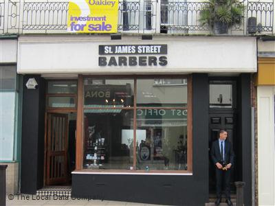St. James Barbers Brighton