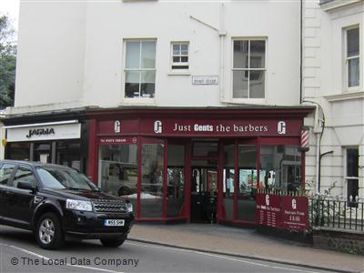 Just Gents The Barbers Brighton