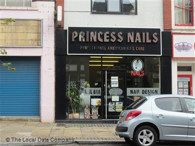 Princess Nails Blackburn