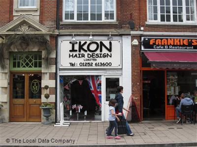 Ikon Hair Design Fleet