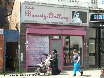 Hair & Beauty Gallery Harrow