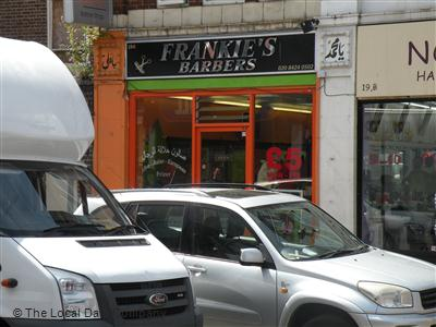Frankies Barbers Shop Harrow