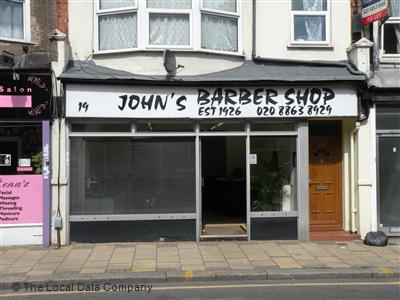 "John""s Barber Shop Harrow"