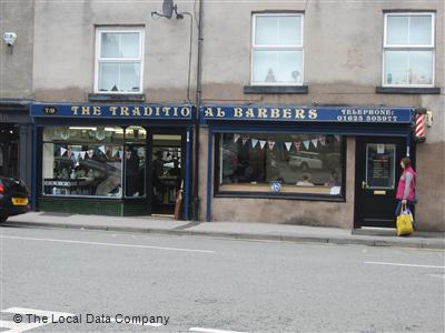The Traditional Barbers Macclesfield