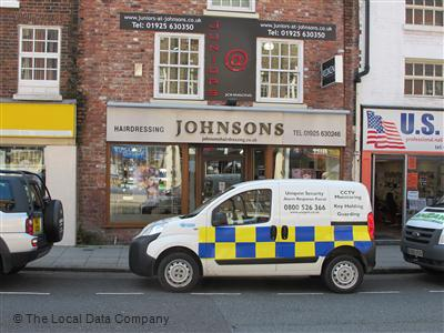 Johnsons Warrington