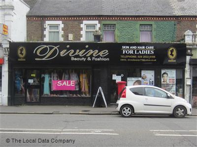 Divine Hair & Beauty Cardiff