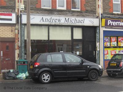 Andrew Michael Hill Hairdressers Cardiff