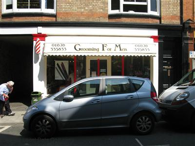 Grooming For Men Newton Abbot