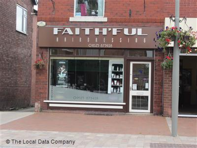 "Faith""Ful Stockport"