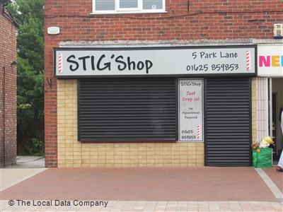 Stig Shop Stockport