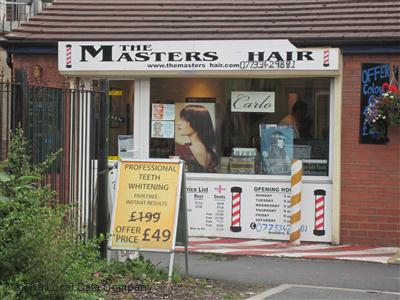 The Masters Hair Stockport