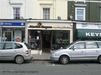Martin Regan Hair Salon Newton Abbot