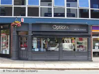 Options Hair Wakefield