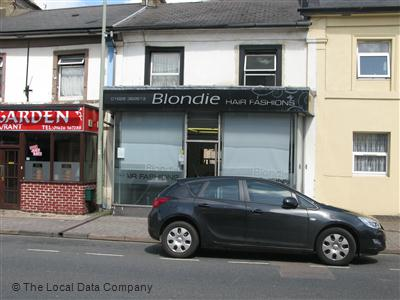Blondie Hair Fashions Newton Abbot