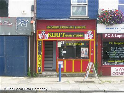 "Kuu""s Hair Studio Dartford"
