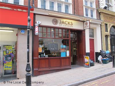 Jacks Of London Birmingham