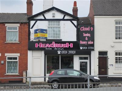 Headrush Hair Design Wakefield