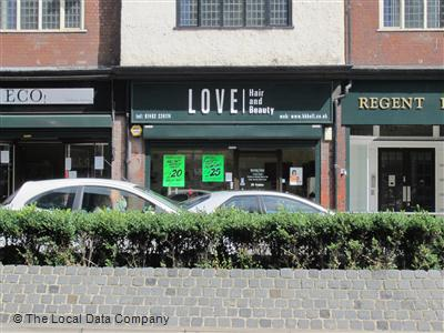 Love Hair & Beauty Hull